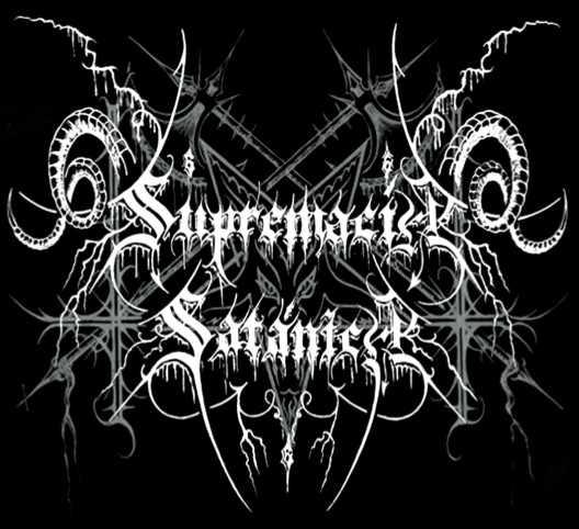 Supremacía Satánica - Logo