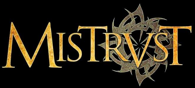 Mistrust - Logo