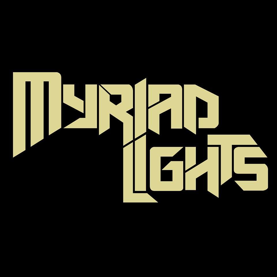 Myriad Lights - Logo