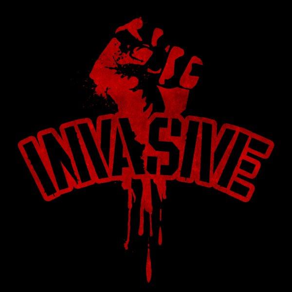 Invasive - Logo