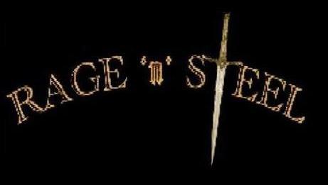 Rage 'n' Steel - Logo