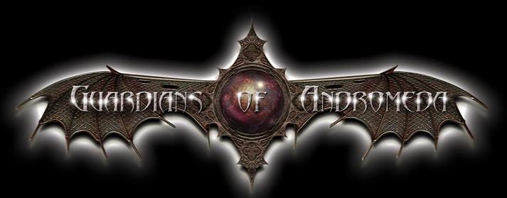 Guardians of Andromeda - Logo