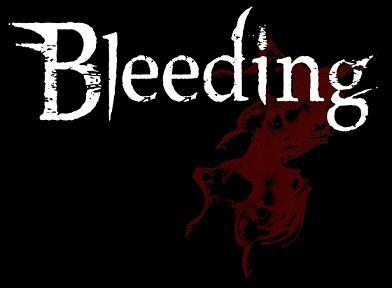 Bleeding - Logo