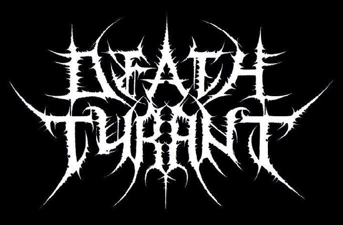 Death Tyrant - Logo