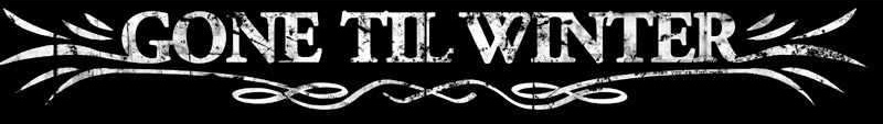 Gone til Winter - Logo