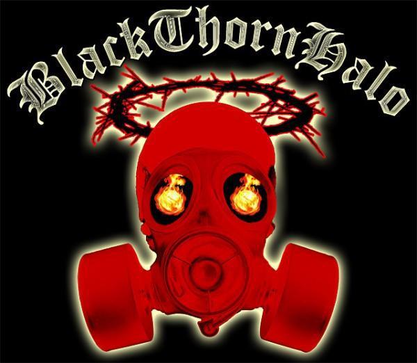 Black Thorn Halo - Logo