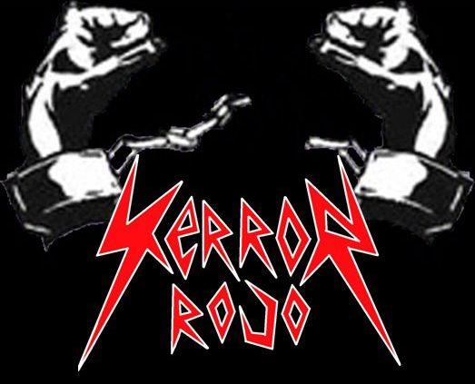 Terror Rojo - Logo