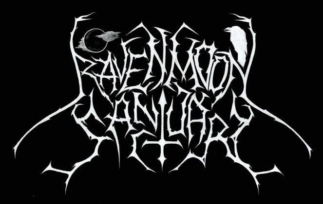 Ravenmoon Sanctuary - Logo