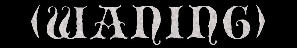 (waning) - Logo