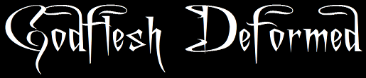 Godflesh Deformed - Logo