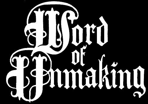 Word of Unmaking - Logo