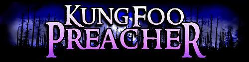 Kung Foo Preacher - Logo