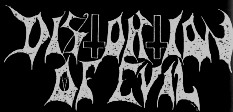 Distortion of Evil - Logo