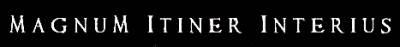 Magnum Itiner Interius - Logo