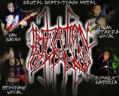 Defecation of Putrid Blood - Photo