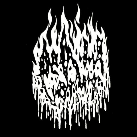 Death Vomit - Logo