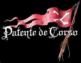 Patente de Corso - Logo