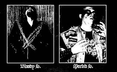 Bloody Cyrograph - Photo