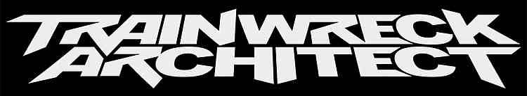 Trainwreck Architect - Logo
