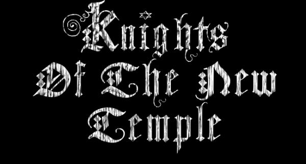 Knights of the New Temple - Logo