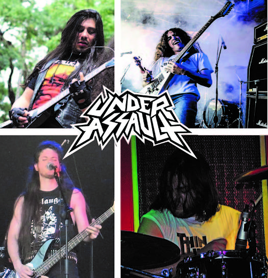 Under Assault - Photo