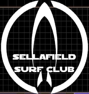 Sellafield Surf Club - Logo