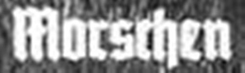 Morschen - Logo