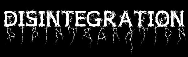 Disintegration - Logo