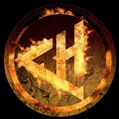 Coração de Herói - Logo
