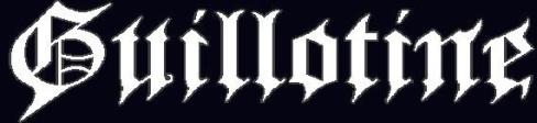 Guillotine - Logo