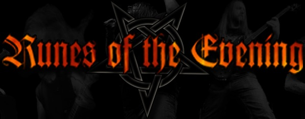 Runes of the Evening - Logo