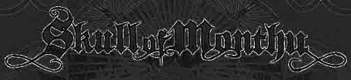 Skull of Monthu - Logo