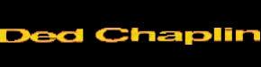 Ded Chaplin - Logo