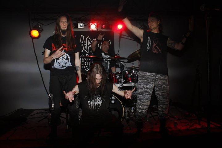 Seraphim Burial - Photo