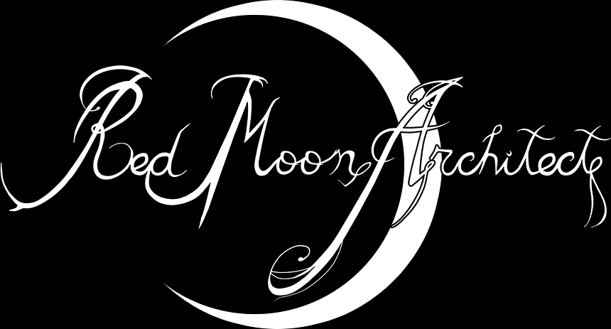 Red Moon Architect - Logo