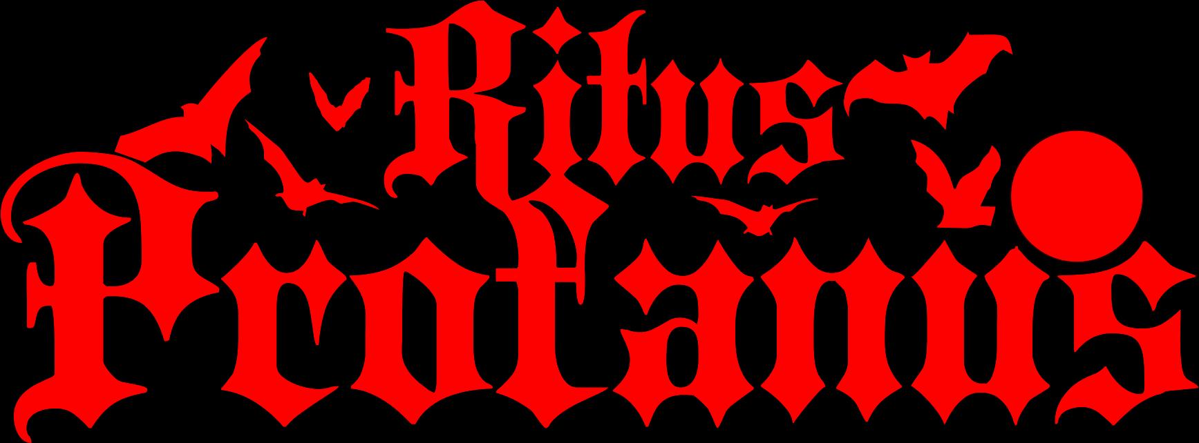 Ritus Profanus - Logo