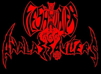 Flesh Hunter and the Analassaulters - Logo