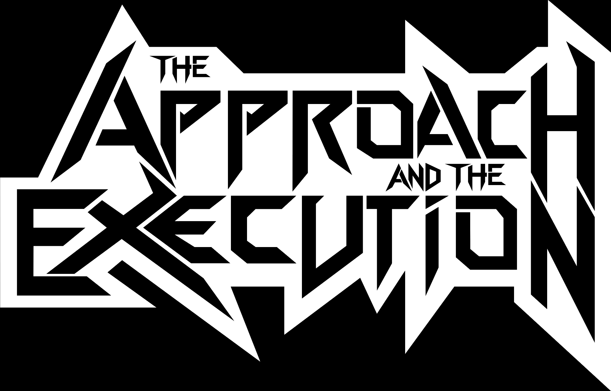 The Approach and the Execution - Logo