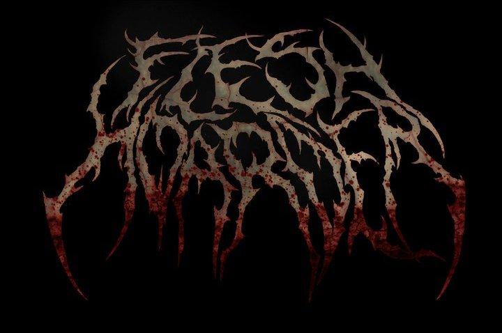 Flesh Hoarder - Logo