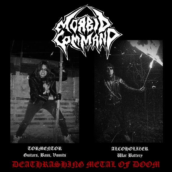 Morbid Command - Photo