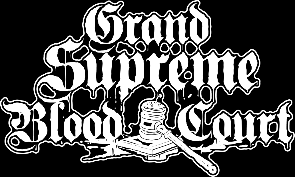 Grand Supreme Blood Court - Logo