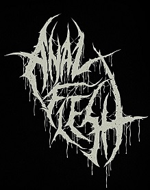 Anal Flesh - Logo