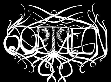 Sort Regn - Logo