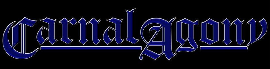 Carnal Agony - Logo