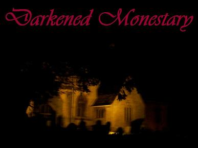 Darkened Monestary - Logo