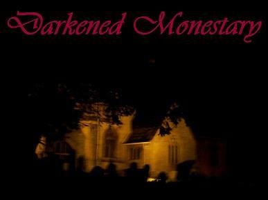 Darkened Monestary - Logo