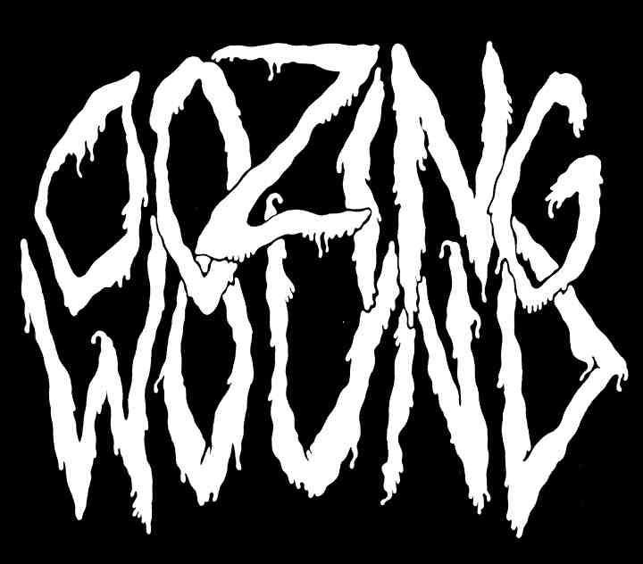 Oozing Wound - Logo
