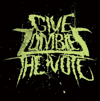 Give Zombies the Vote - Logo