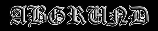 Abgrund - Logo