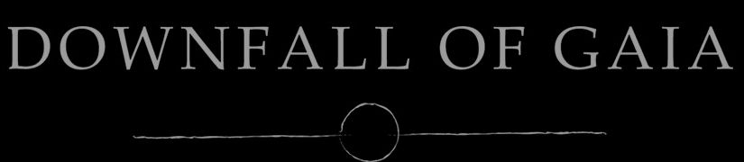 Downfall of Gaia - Logo